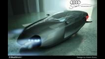 Audi Shark Concept by Kazim Doku