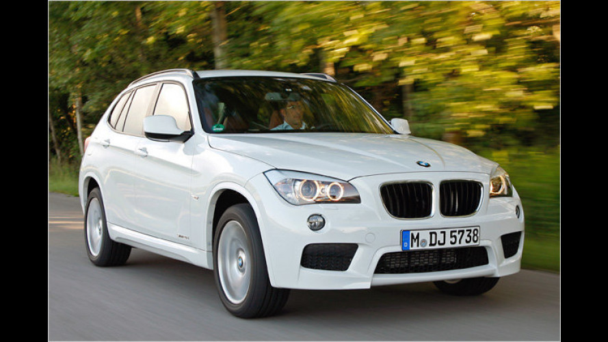 BMW X1: Das SUV bekommt sparsamere Vierzylinder