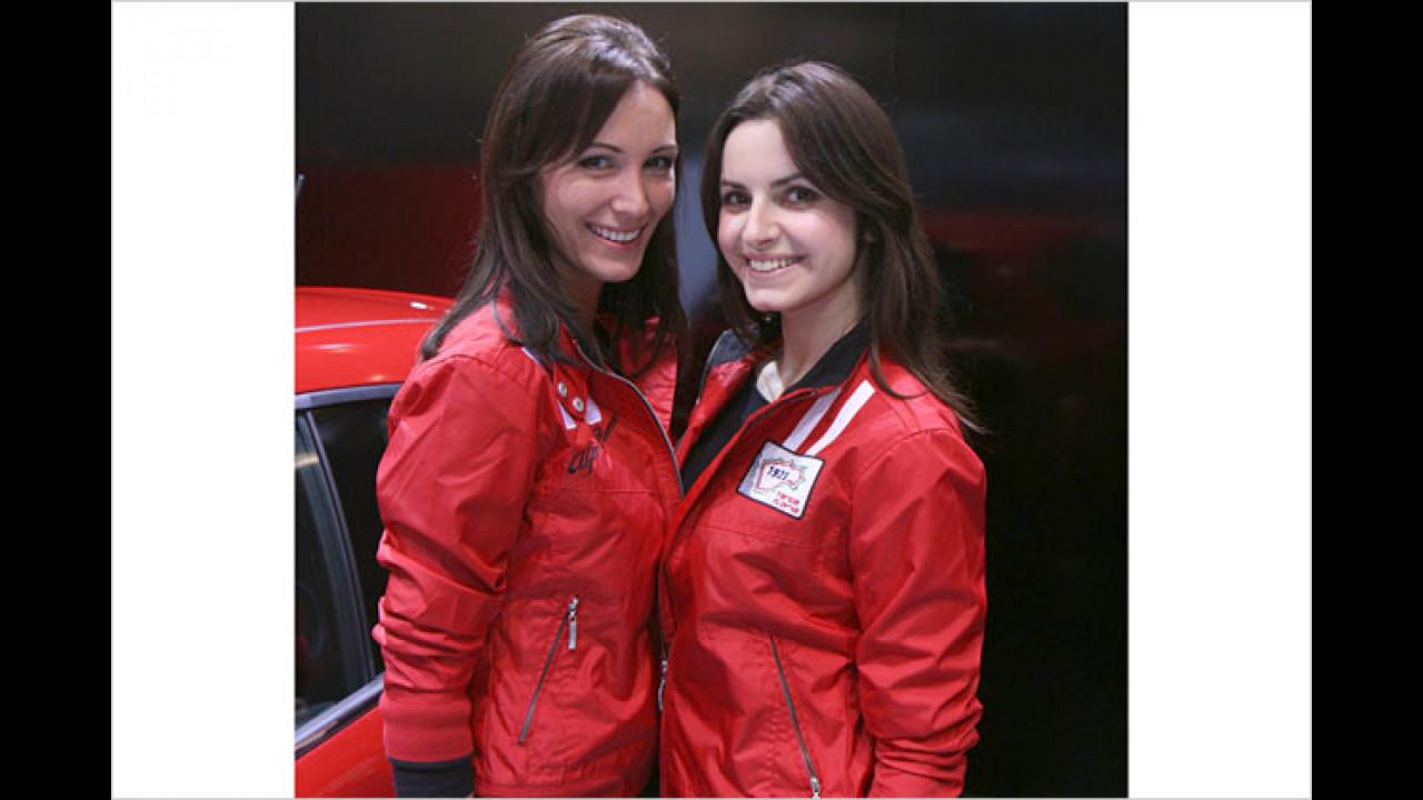 Ah! Die Ladys in Red sind zurück!
