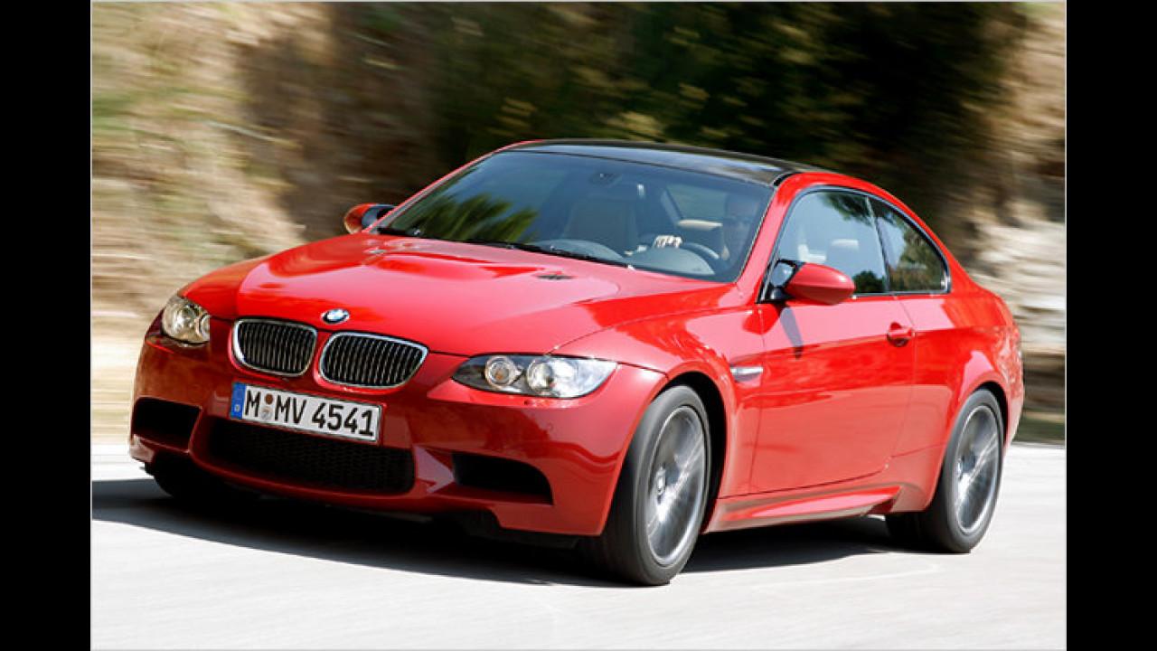 Bester Motor von 3,0 bis 4,0 Liter Hubraum<br><br>4,0-Liter-V8 von BMW