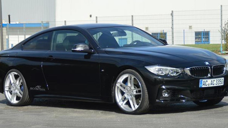 AC Schnitzer Tunes The BMW Series Coupe - Bmw 4 by 4