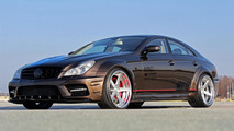 Mercedes-Benz CLS (W219) by Prior Design