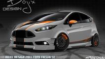 Bojix Design Fiesta ST 18.10.2013
