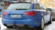 SPY PHOTOS: New Audi RS Models - RS6 Avant
