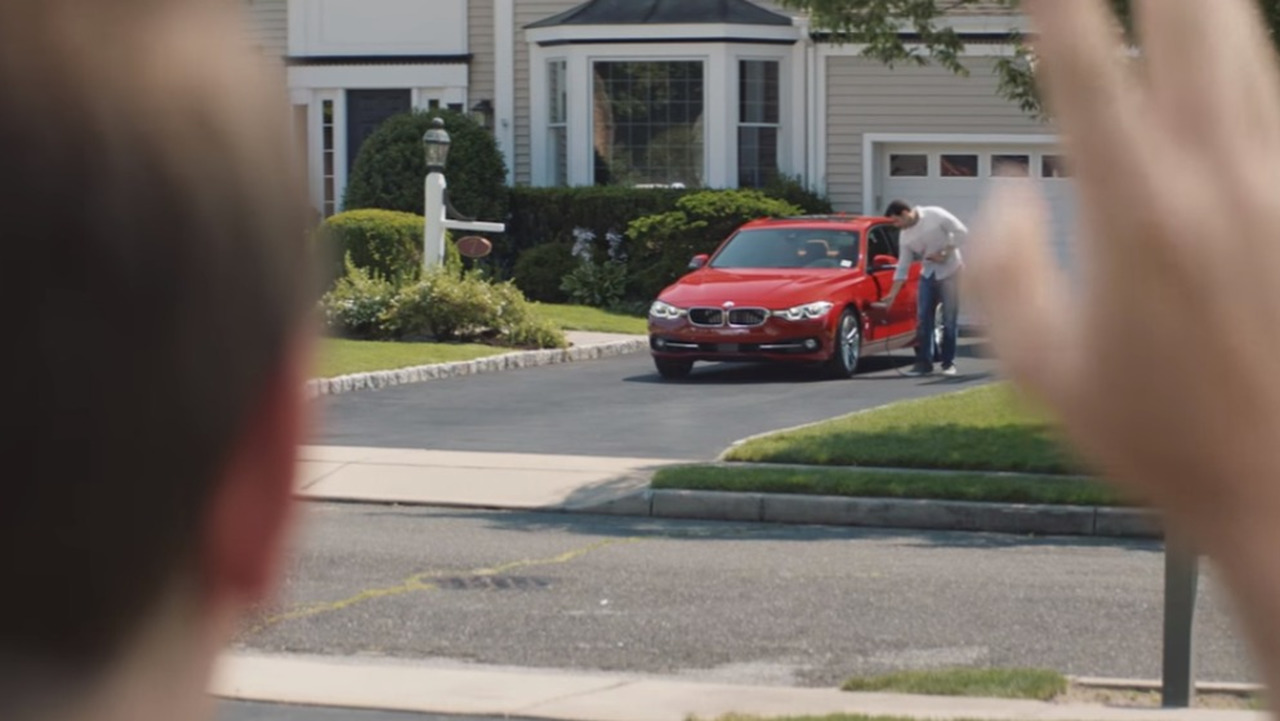 BMW releases cheeky new video targetting Tesla's Model 3