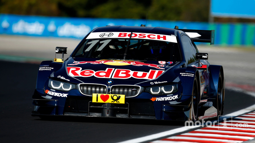 DTM - Wittmann (BMW) et Mortara (Audi) se disputent le titre ce week-end