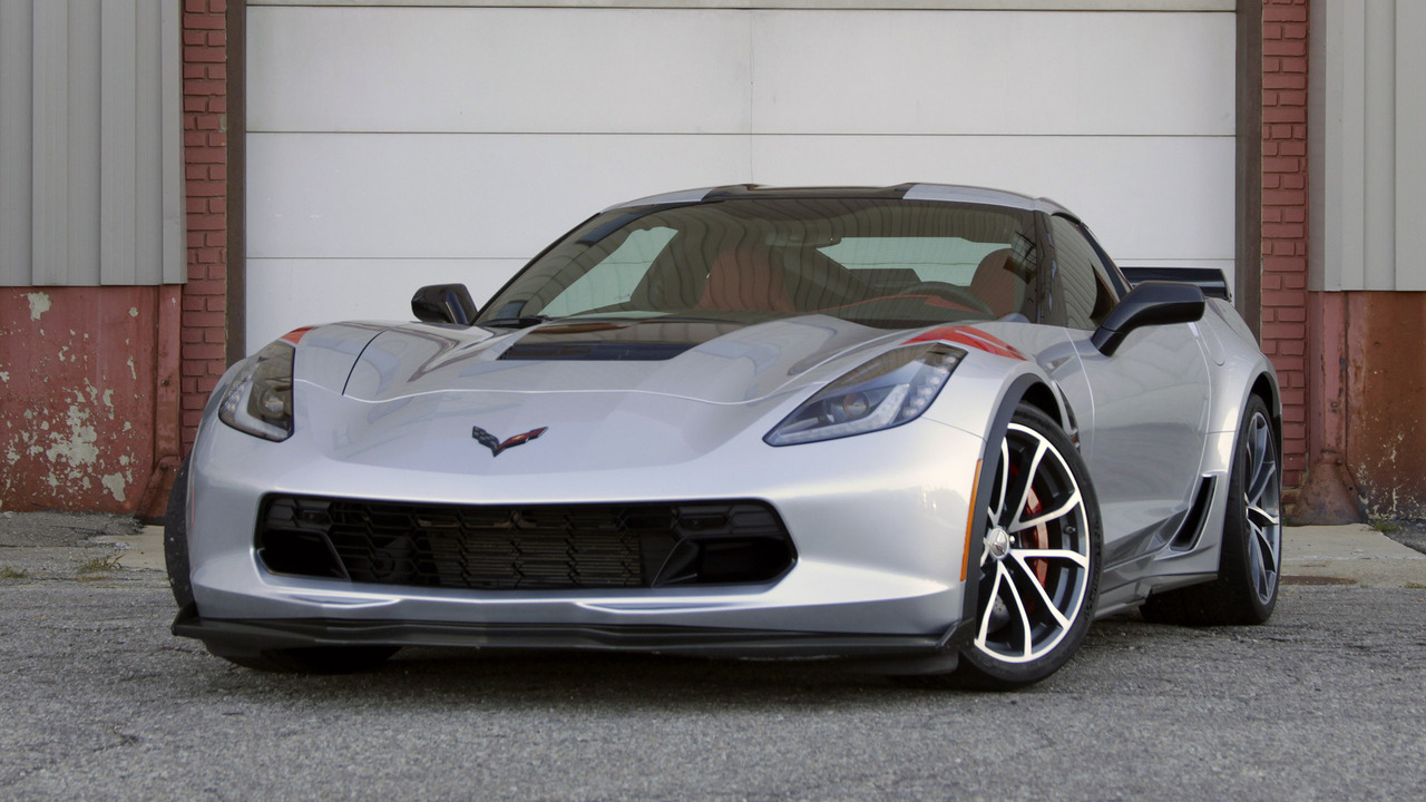 2017 Chevrolet Corvette Grand Sport: İnceleme