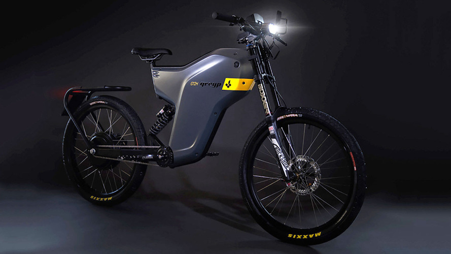 Greyp GH12 e-Bike