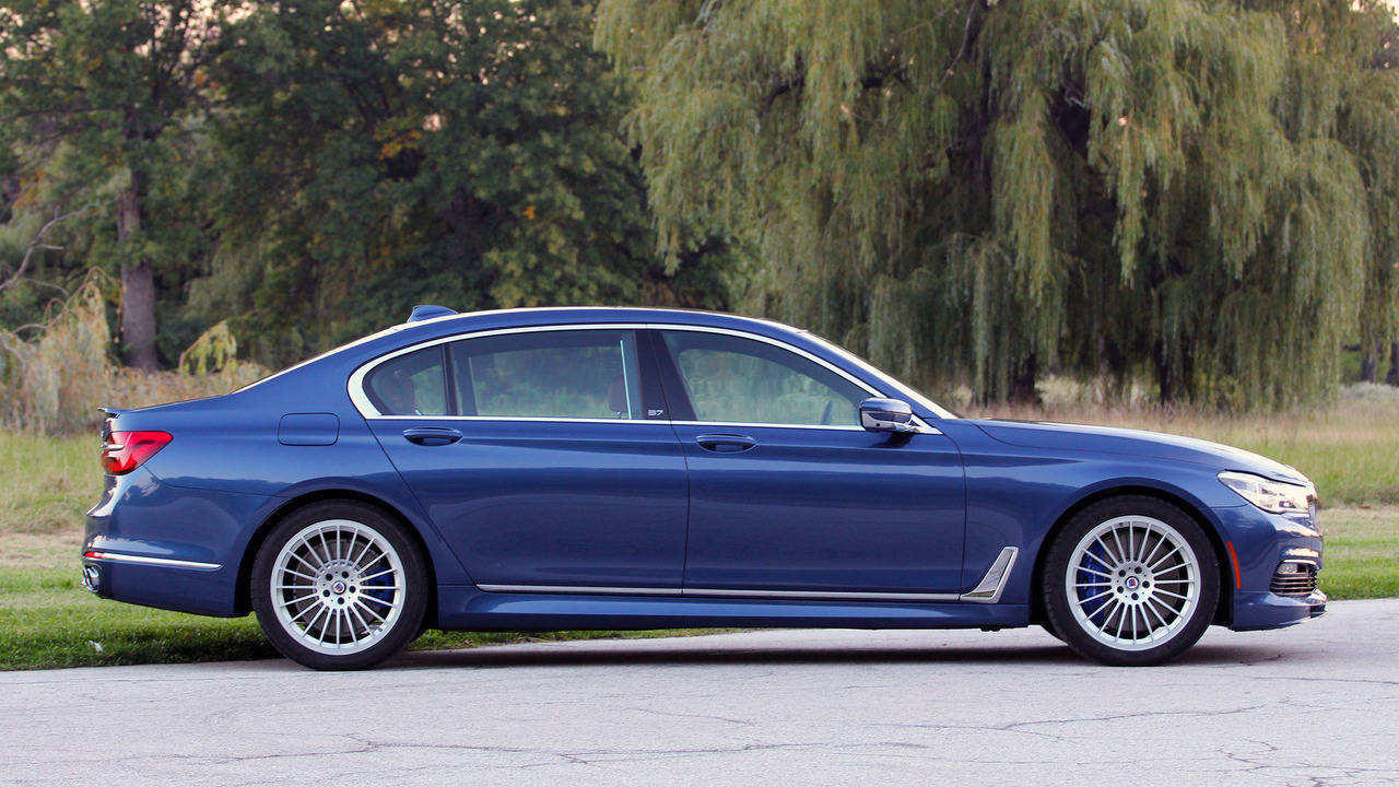 2017 bmw alpina b7 review the magnificent seven. Black Bedroom Furniture Sets. Home Design Ideas