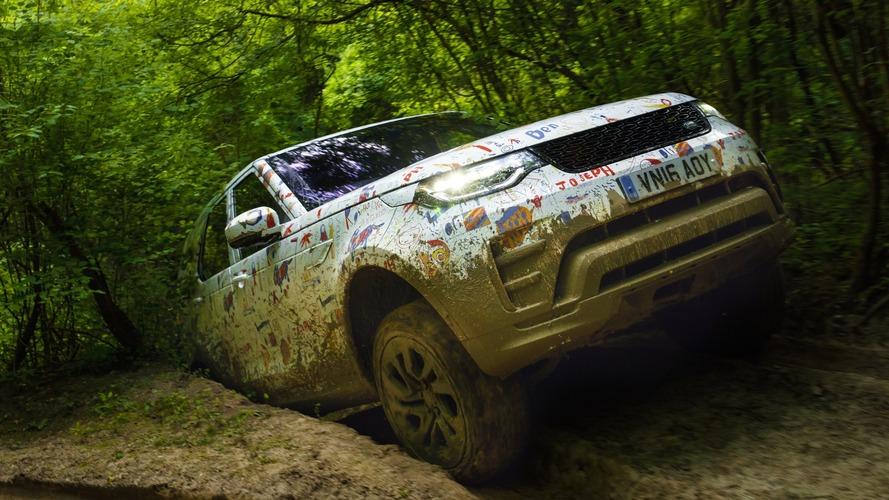 Vidéo - Le Land Rover Discovery testé en conditions extrêmes