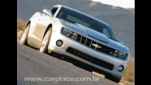 Divulgadas fotos do Novo Chevrolet Camaro SS com motor V8 de 422 cavalos