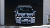 2017 Citroen C3 Picasso spy photos