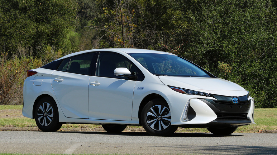 Toyota Prius Prime Now Best Selling Plug-In