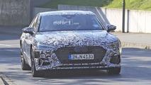 2019 Audi S7 Sportback spy photos