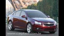 Carro Global - GM confirma chegada do novo Cruze para abril de 2009 na Europa