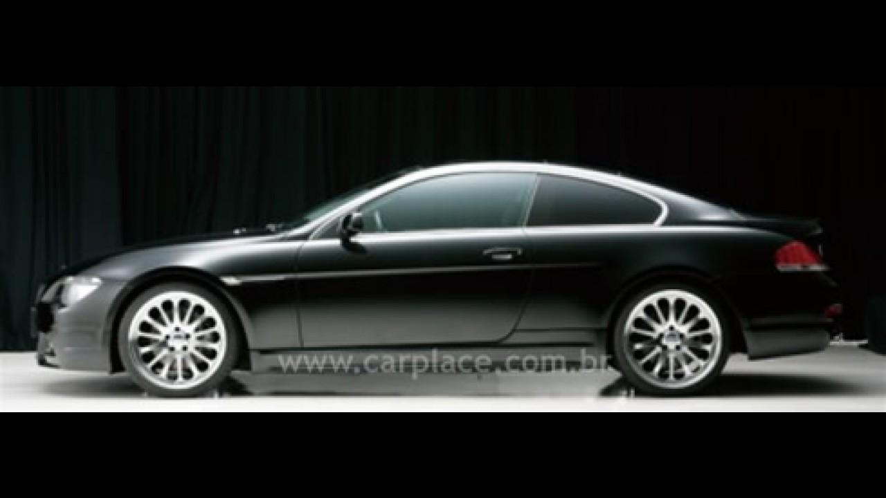BMW Série 6 com bodykit preparado por Wald International