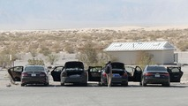 2018 Lexus LS Spy Photos