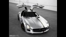 Wheelsandmore Mercedes-Benz SLS Silver Wing