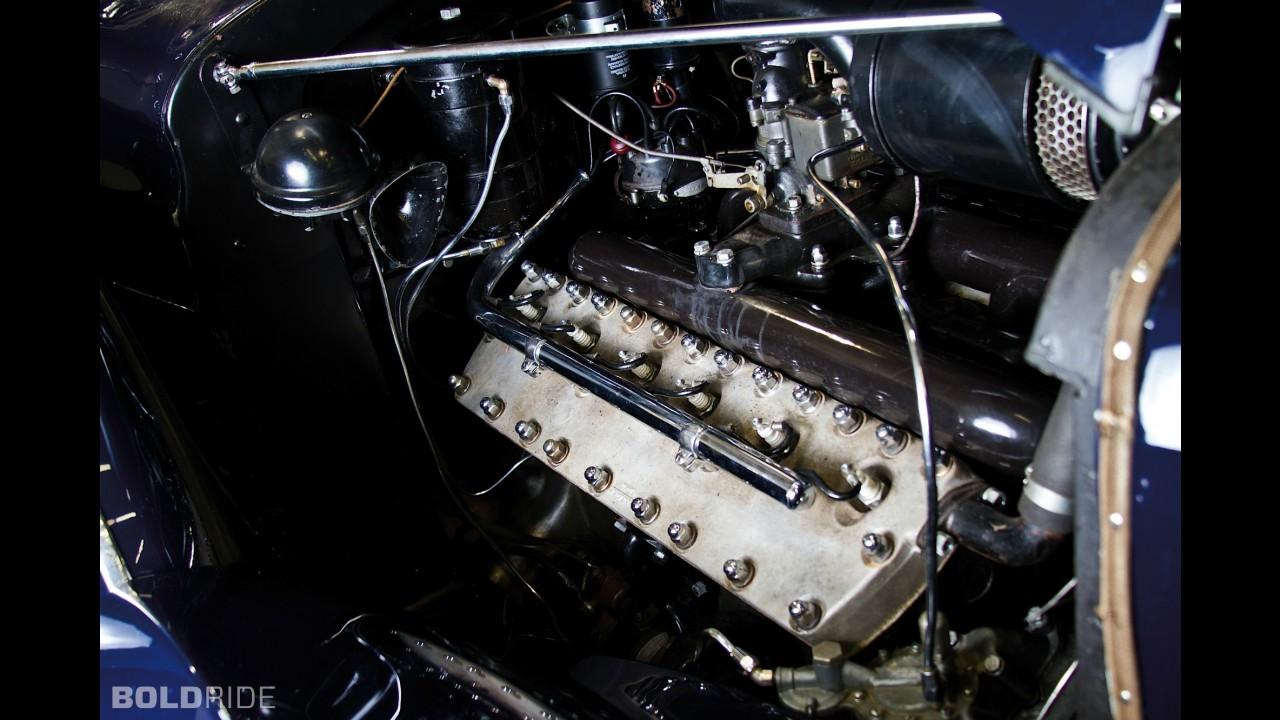 Lincoln Model K Convertible Victoria