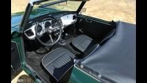 Triumph TR4 Roadster