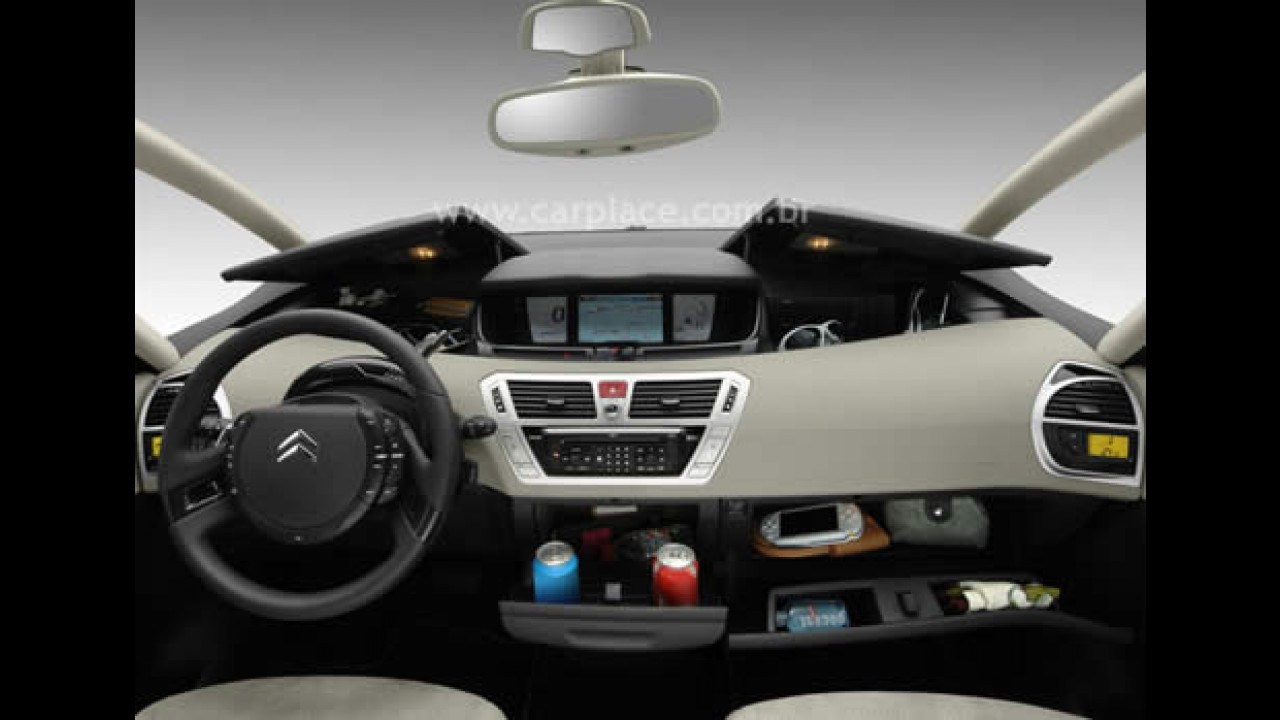 Citroën confirma Grand C4 Picasso no primeiro semestre de 2008