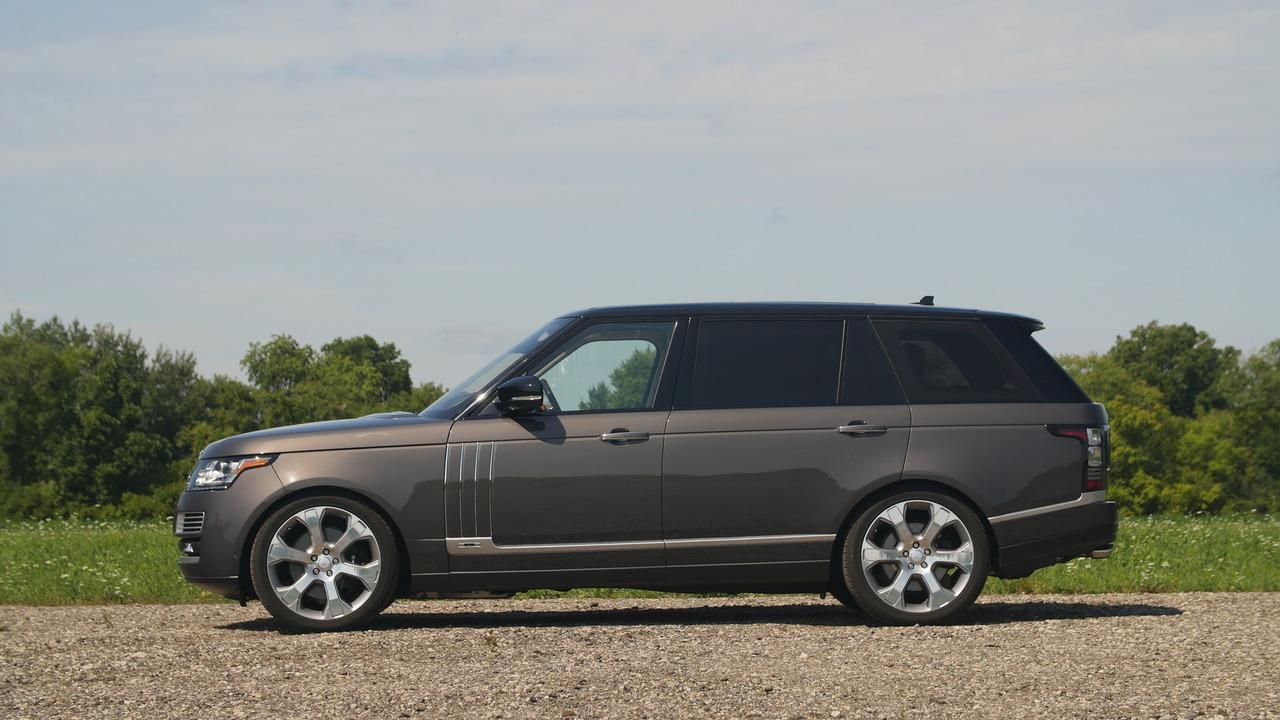 Range Rover Why Buy? head