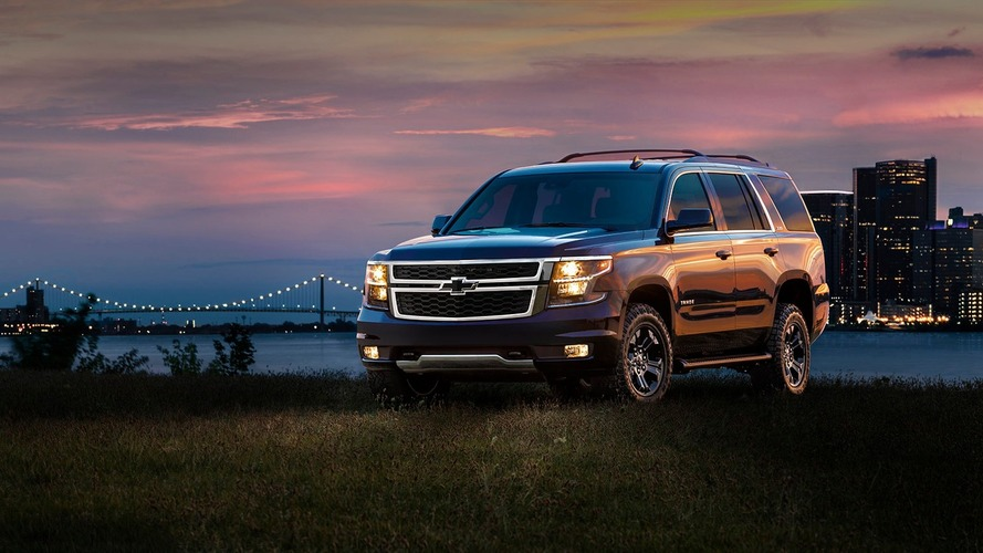 Chevrolet Tahoe, Suburban go dark with new Midnight Editions