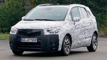2017 Opel Meriva casus fotoğrafı