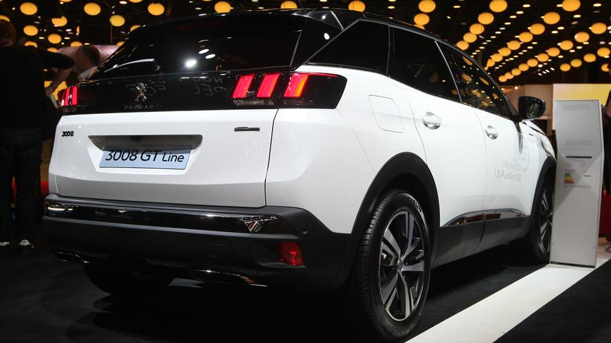 Peugeot 3008 2016 Mondial de l'Automobile