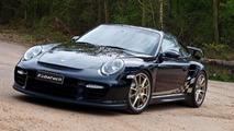 Porsche 997 GT2 by Kubatec/mcchip dkr 16.05.2011