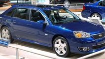 Chevrolet Maxx SS at NYIAS