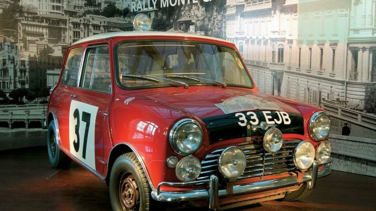 Mini and the Monte Carlo Rally
