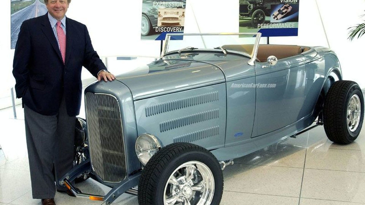 340hp Ford Dearborn Deuce Convertible