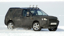 New Land Rover Freelander Spy Photos