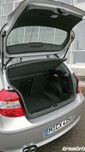 2006 BMW 130i Trunk