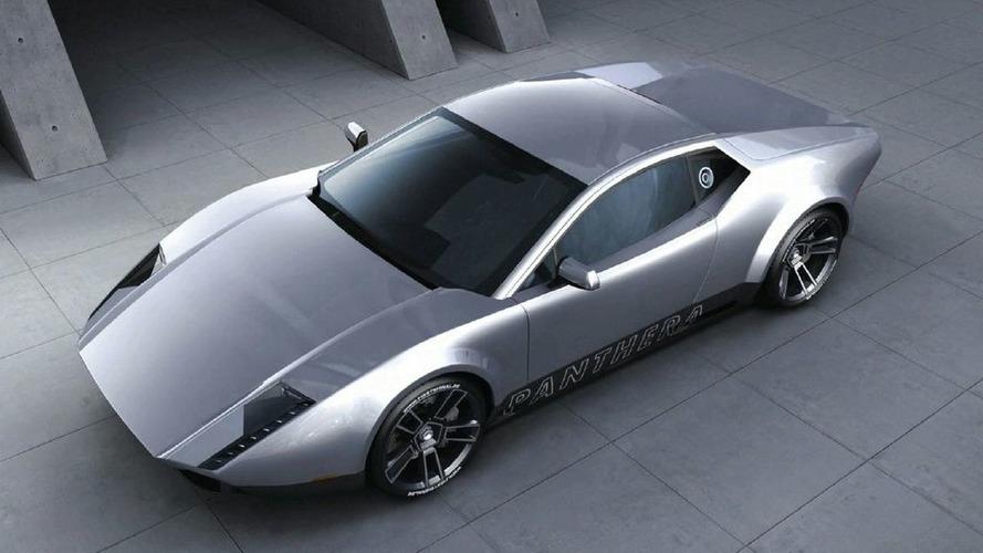 De Tomaso Pantera revival coming to LA Auto Show - report
