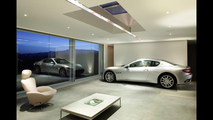 Maserati Design drive
