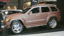Delta DUNE Project based on Jeep Grand Cherokee