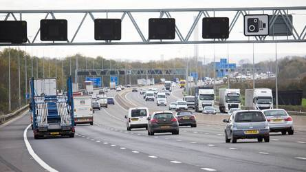 Everything you need to know about smart motorways