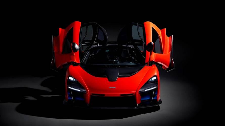 Une McLaren Senna vendue plus de 2,2 millions d'euros
