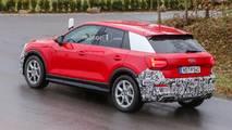 Audi SQ2 fotos espía