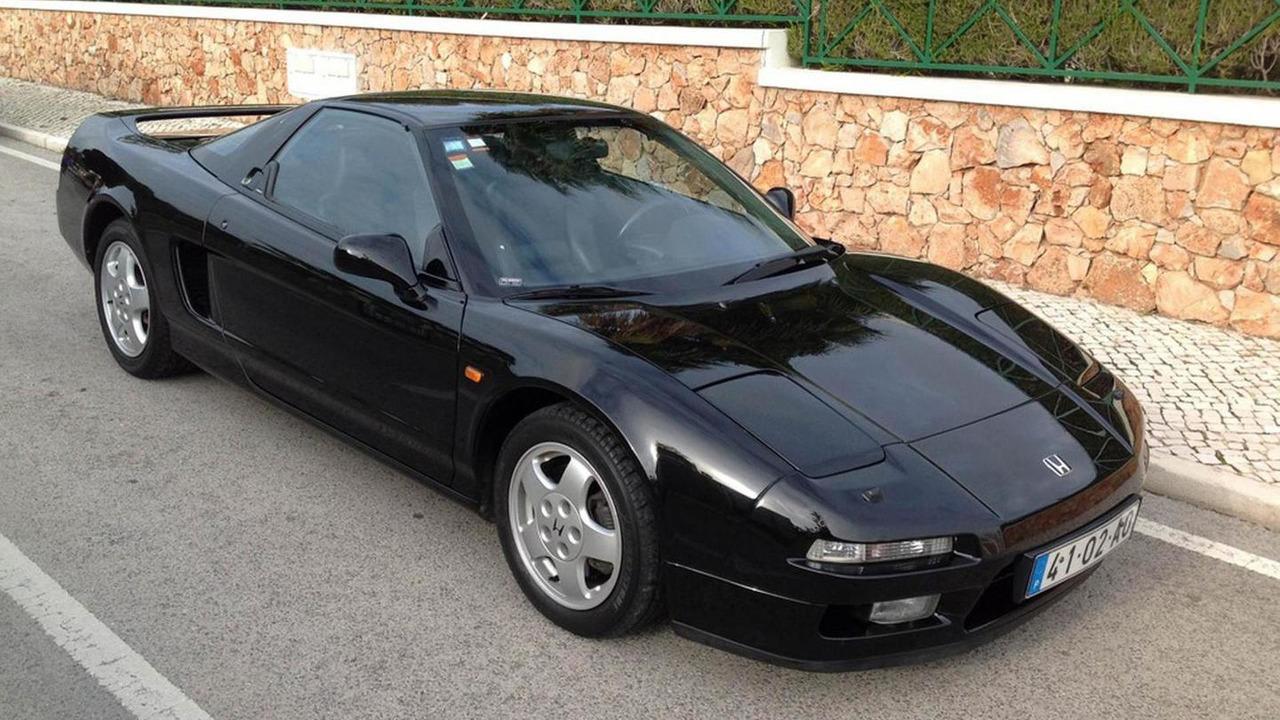 1992 Honda NSX owned by Aryton Senna
