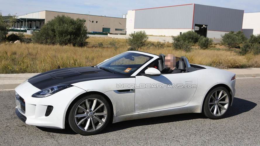 Jaguar F-Type AWD reportedly coming to L.A. Auto Show