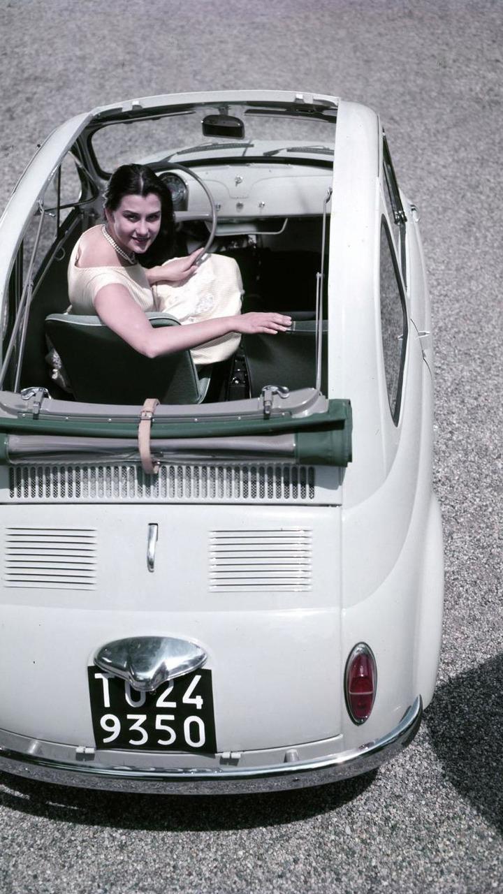 Nuova Fiat 500 1957 14.11.2013