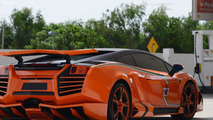 Lamborghini Gallardo Galaxy Warrior by ATS 01.07.2013