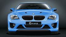 G-POWER M6 HURRICANE CS based on BMW M6