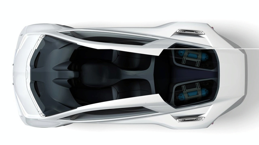 Honda FC Sport Design Concept Surprise Reveal at L.A. Auto Show