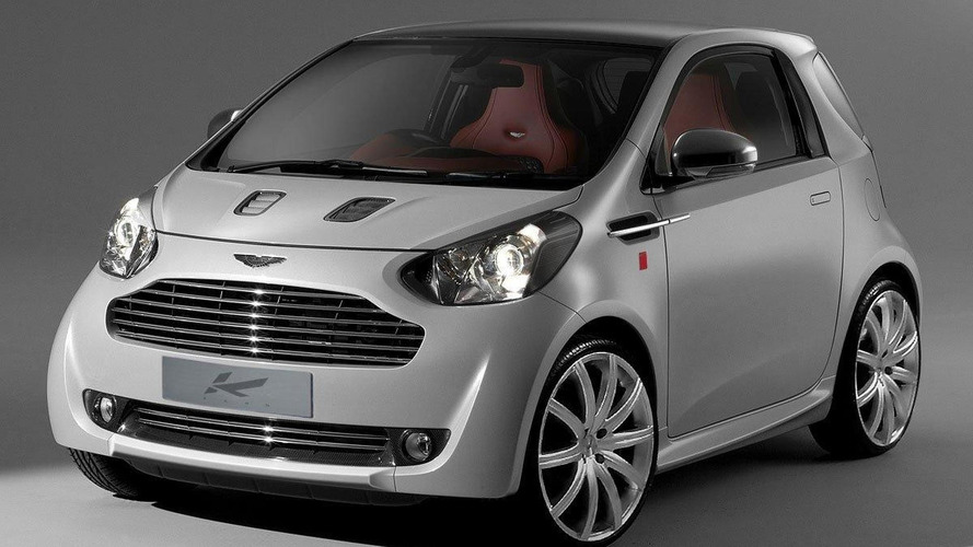 Project Kahn will do the Aston Martin Cygnet
