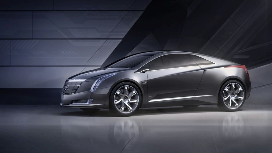 Cadillac Converj Confirmed for Production - Using Chevy Volt Plug-in Technology