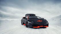 Lamborghini LP 670-4 SV Winter Editon by Pro Skier Jon Olsson